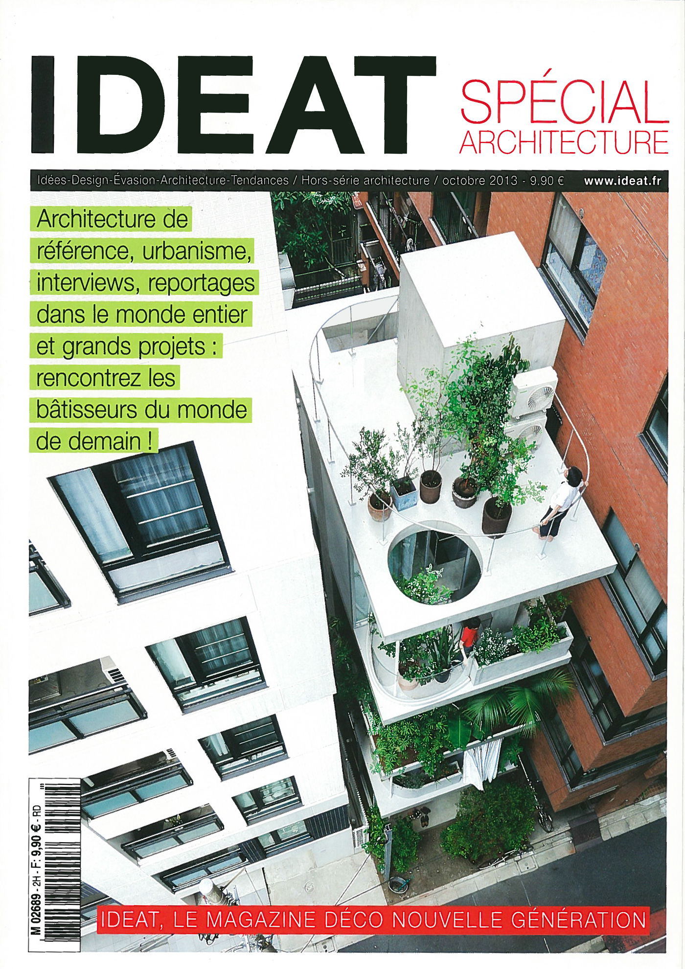 Neossmann And Pont9 In Ideat Hors Serie October 2013 I France